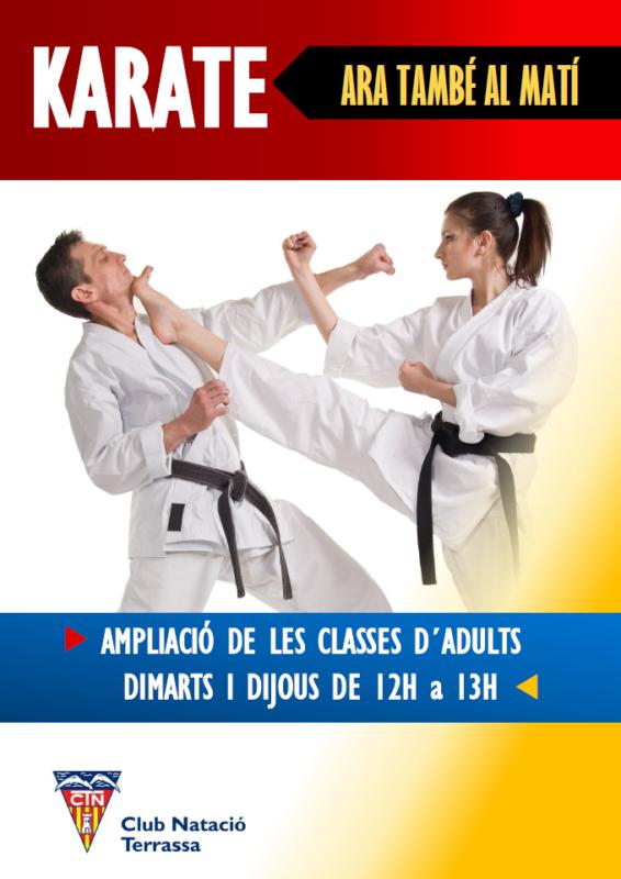 Ampliacio_horaris_karate_matins