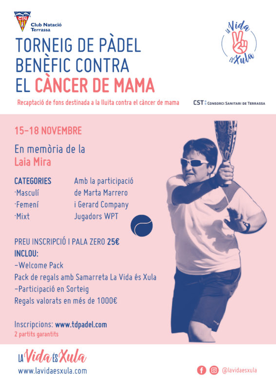 Torneig Solidari Càncer Mama