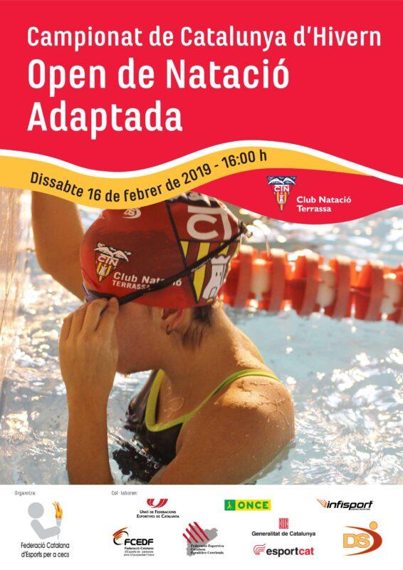 Campionat Catalunya Natació Adaptada 2019