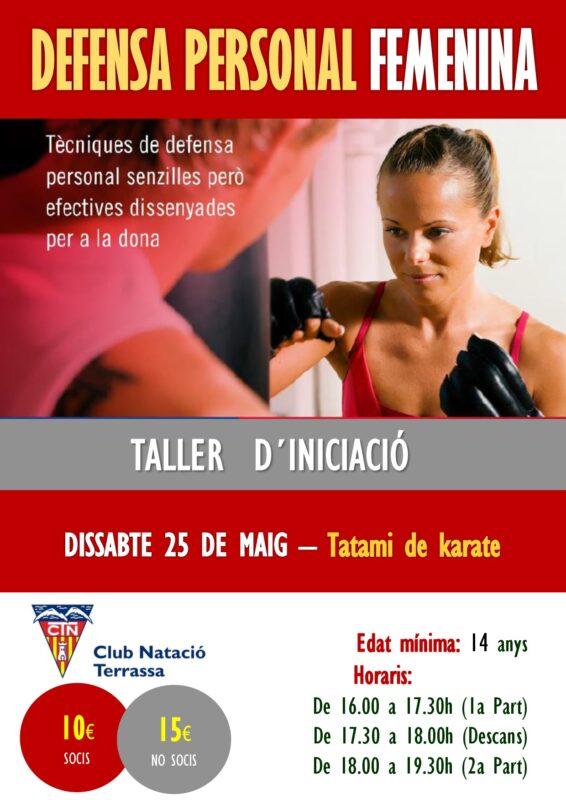 Cartell_Taller_Defensa_Personal_Femenina_25_maig
