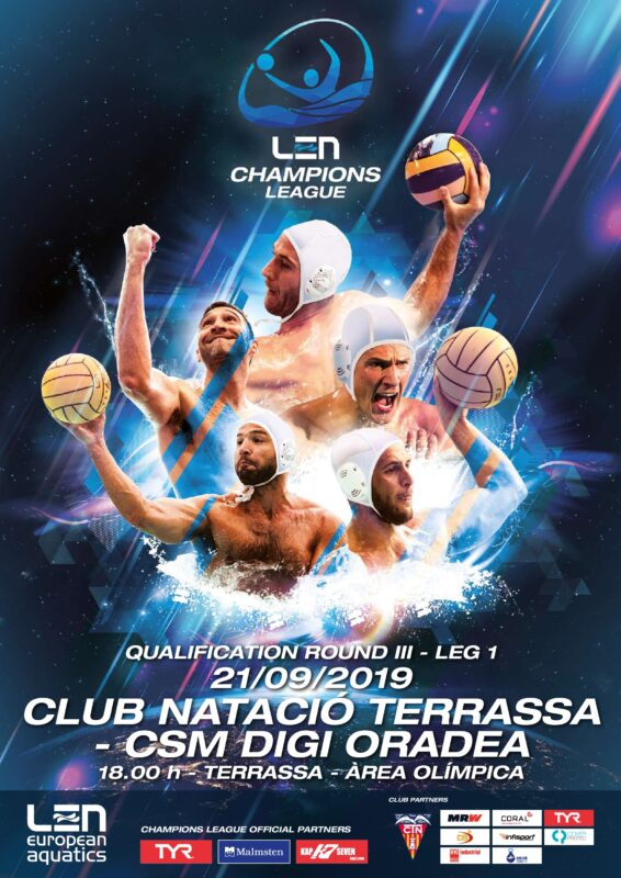 Cartell 3a fase Champions League WP