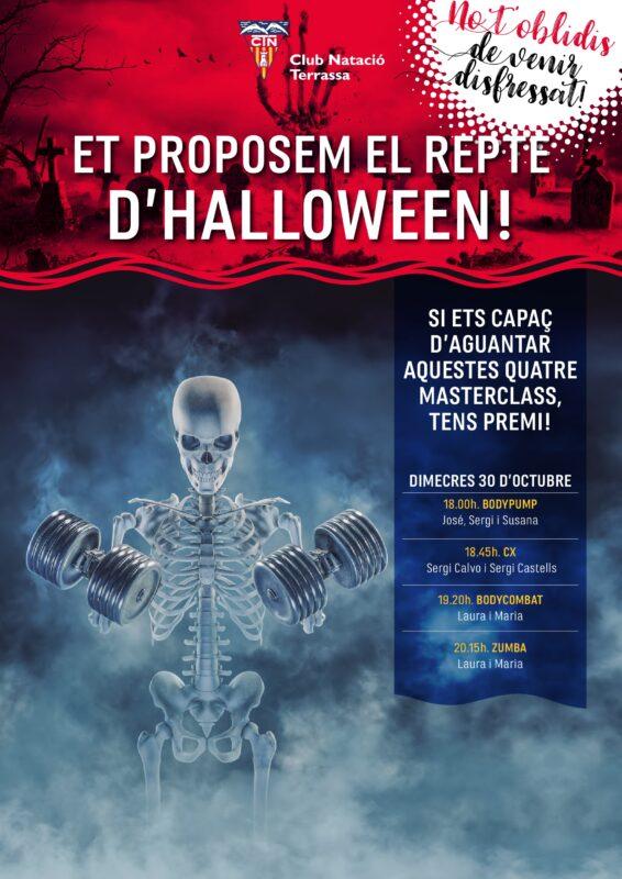 Cartell Halloween