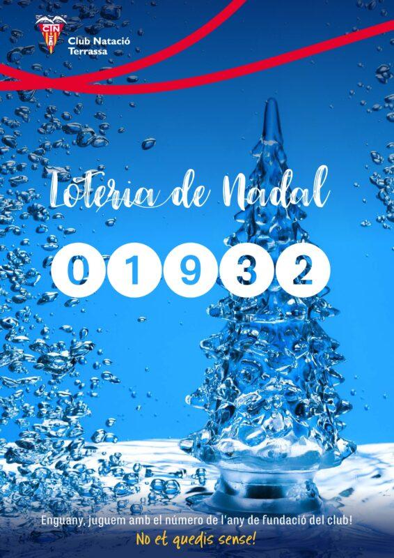 Cartell Loteria de Nadal 2019 vt
