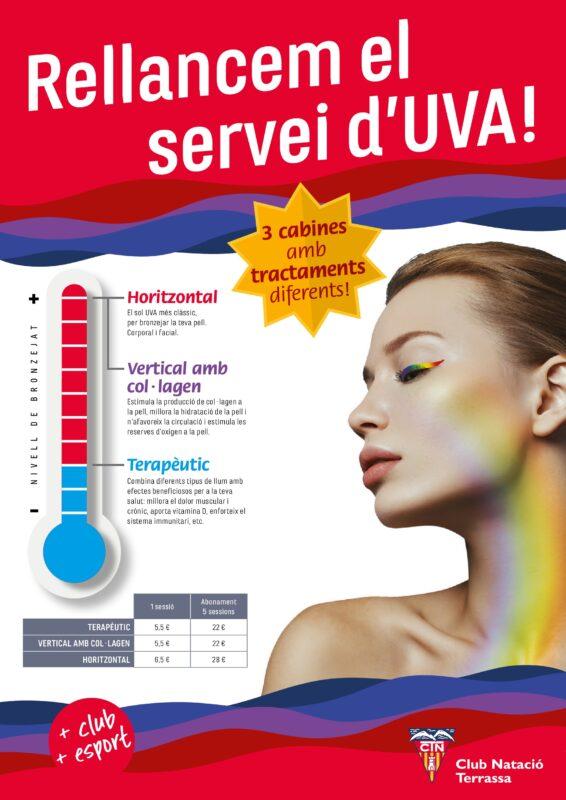 Cartell Servei UVA