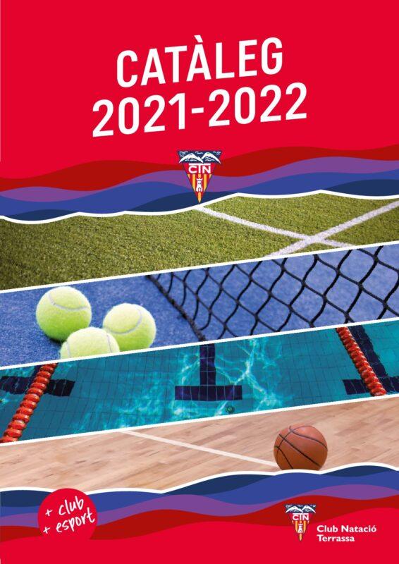 Portada Cataleg 2021-22