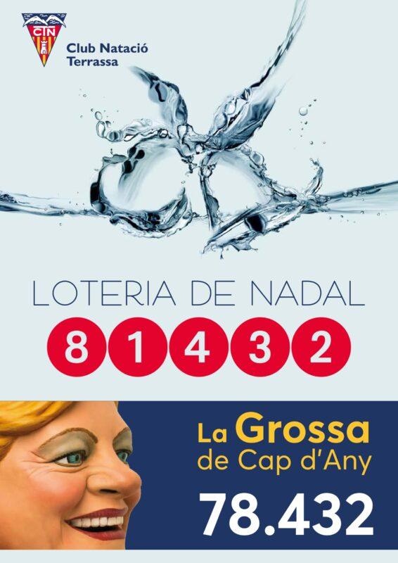 Cartell Loteria + Grossa 2021 v