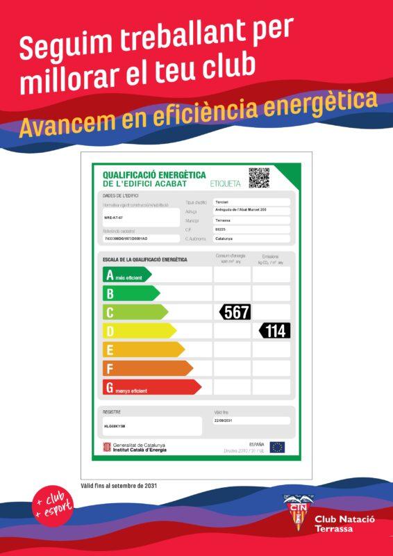 Vinil Eficiència Energètica imp